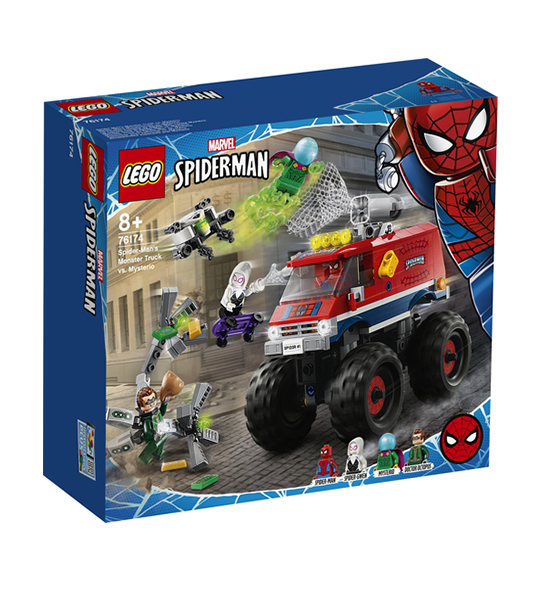 MARVEL – MONSTER TRUCK DI SPIDER-MAN VS. MYSTERIO