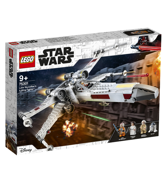 STAR WARS – X-WING RED 5