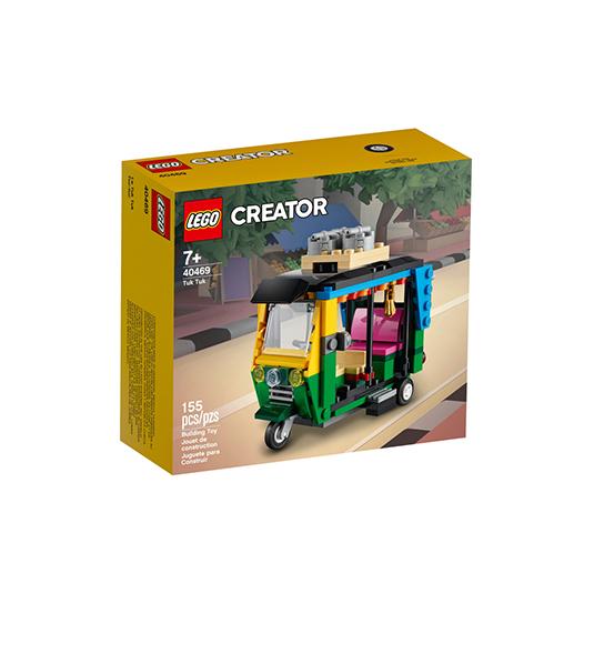 CREATOR – TUK TUK