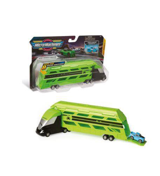 MICROMACHINES – CAMION