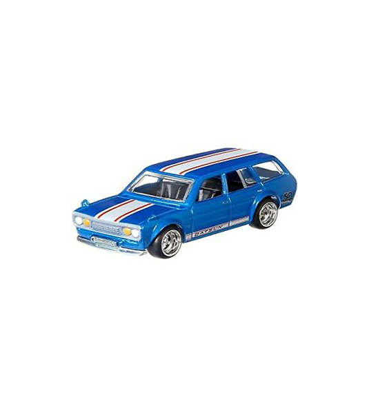HOT WHEELS – 50° ANNIVERSARIO – `71 DATSUN BLUEBIRD 510 WAGON