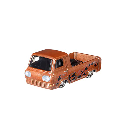 HOT WHEELS – 50° ANNIVERSARIO – `60`S FORD ECONOLINE PICKUP