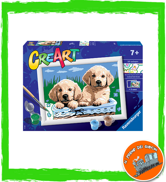 CREART – CANI RETRIEVER