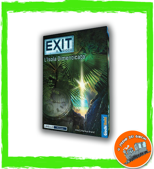 EXIT – L`ISOLA DIMENTICATA